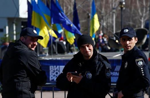 В Украине «минировали» 15 избирательных участков