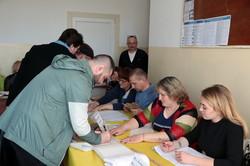 Как голосовали в пригородах Одессы (ФОТО)