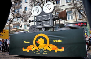 Юморина в Одессе: карнавал не хуже бразильского (ФОТО, ВИДЕО)