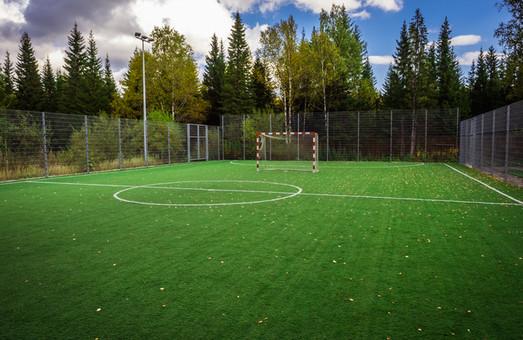 Как громаде получить новое современное футбольное поле?