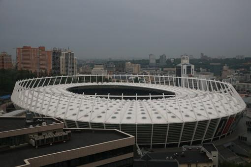 Порошенко и Зеленский таки встретятся на стадионе (ВИДЕО)