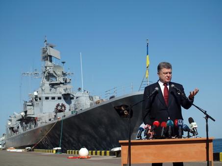 Сегодня в Одессу приедет Порошенко