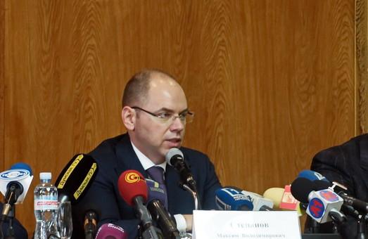 Степанов не согласен с указом президента об отстранении с поста главы Одесской ОГА
