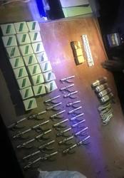 Прокурор-взяточник вывел правоохранителей на склад боеприпасов