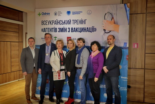 В Одессе медики и активисты со всей Украины обсудили, как остановить опасные болезни (ФОТО)