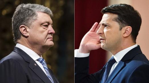Журналисты призывают кандидатов в президенты Украины провести дебаты