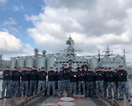 Военные моряки обратились к украинцам (ВИДЕО)