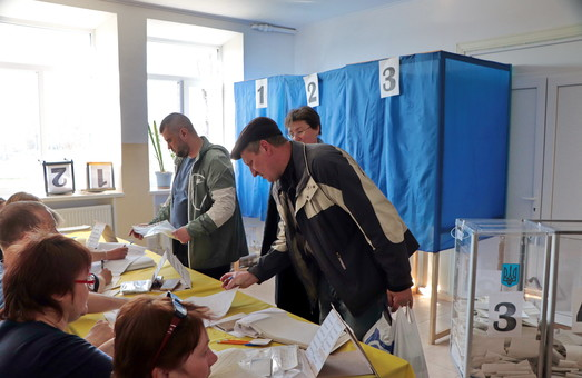 В Одесской области проголосовало уже более 40% избирателей
