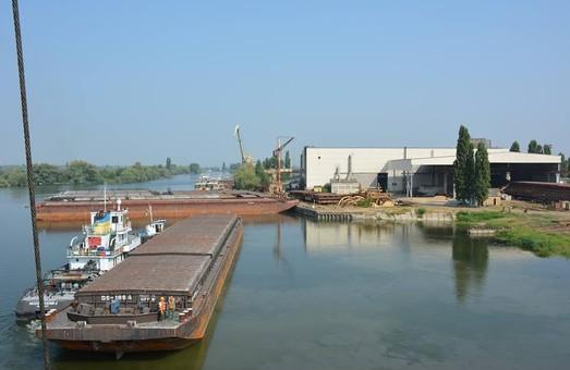 Украинское Дунайское пароходство хочет обновить свой флот за счет кредитов иностранных банков