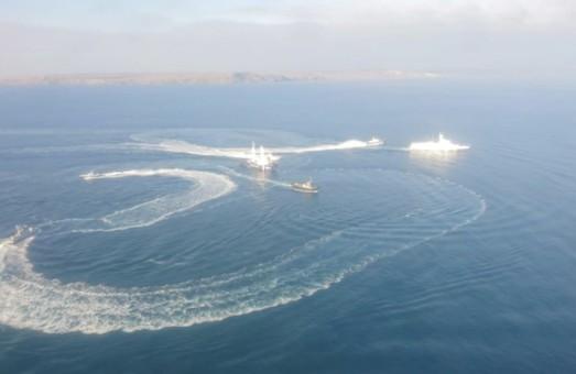 В Гааге рассматривают дело о незаконном захвате Россией украинских военных кораблей