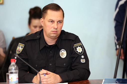В руководстве полиции Одесской области ожидаются кадровые перемены