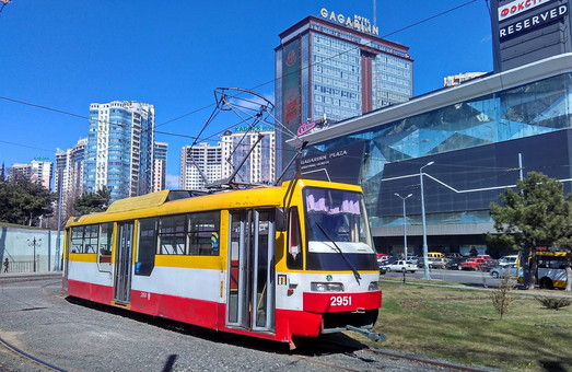 Одесский горсовет снова обсуждает вопрос получения кредита на магистральный трамвай «Север – Юг»