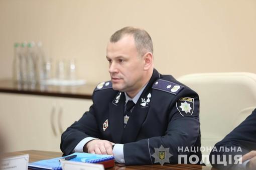 Кто стал новым начальником одесской полиции