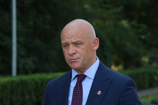 Мэр Одессы высказался о смене президента