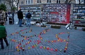 В Одессе на Греческой площади прошел совместный молебен в память о погибших пять лет назад одесситах (ФОТО)