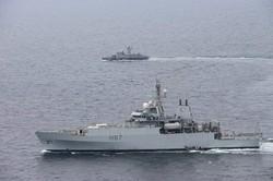 В море под Одессой прошли учения ВМС Украины и ВМФ Великобритании (ФОТО)