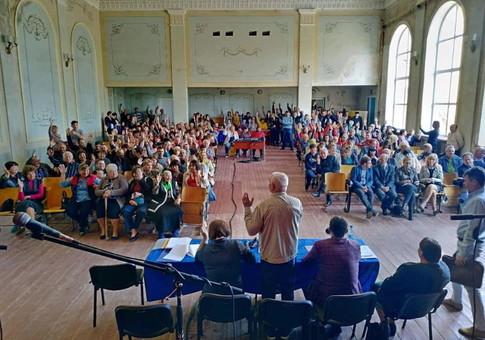 В Одесской области в Межлиманье готовятся к созданию новой объединенной громады
