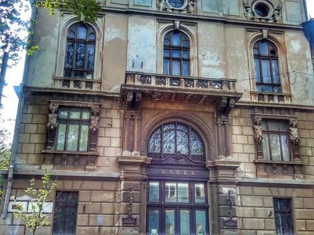 Здание обанкротившегося одесского банка вернулось в коммунальную собственность