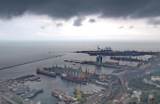С начала 2019 году Одесский морской порт уже перевалил более чем 8 миллионов тонн грузов