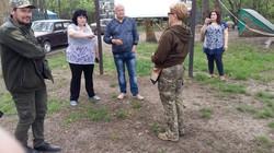 В Одесской области уничтожают лес (ФОТО)