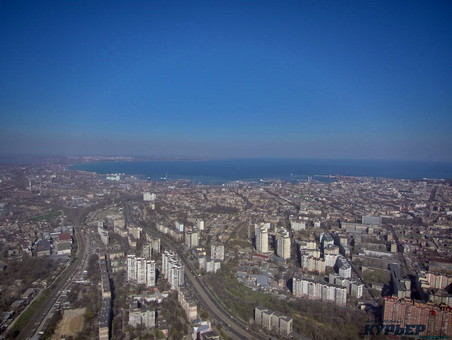 В Одессе отключили электричество во многих районах города