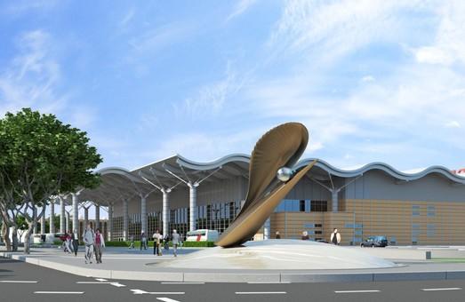 Международный аэропорт Одесса будет участвовать в доставке авиапочты