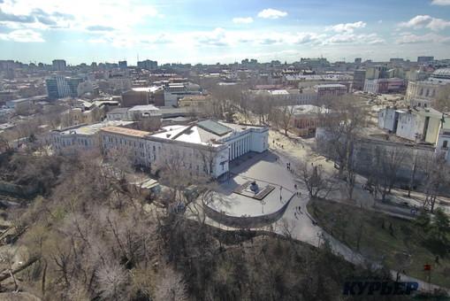 Одесский горсовет передает землю под новый дворец спорта (онлайн-трансляция)