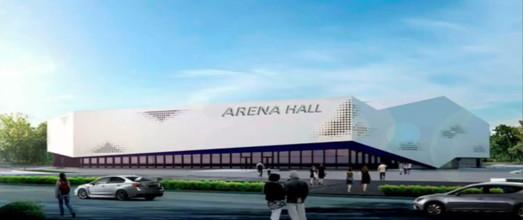 Как одесские депутаты обсуждали проект нового дворца спорта