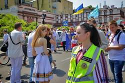 Мегамарш вышиванок в Одессе: как это было (ФОТО, ВИДЕО)