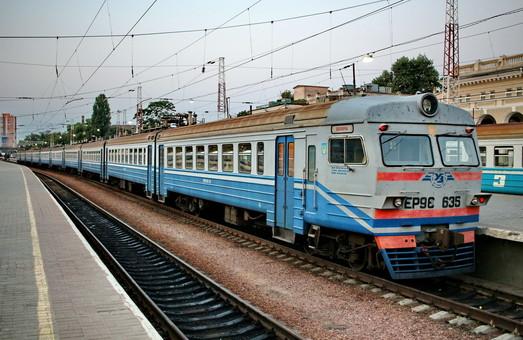 За последние 25 лет в Одесской области количество пассажиров железнодорожного транспорта сократилось