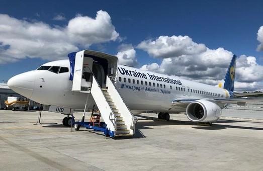 «Международные авиалинии Украины» снова будут летать из Одессы в Вильнюс