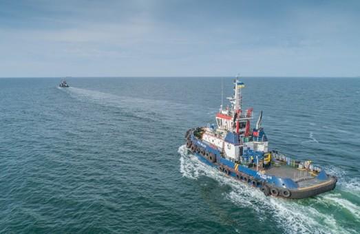 Буксир компании «P&O Maritime Ukraine» вчера успешно пришвартовал танкер в Одесском порту
