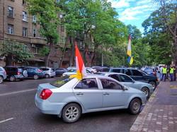 """В Одессе протестовали против """"Укртрансбезопасности"""""""
