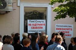 Что творится с зарплатой в Одесском медуниверситете
