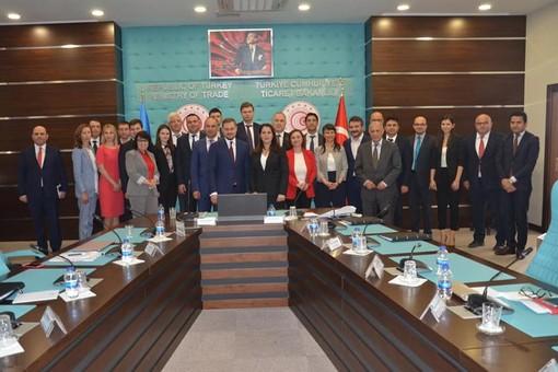 Украина и Турция обсуждают сотрудничество