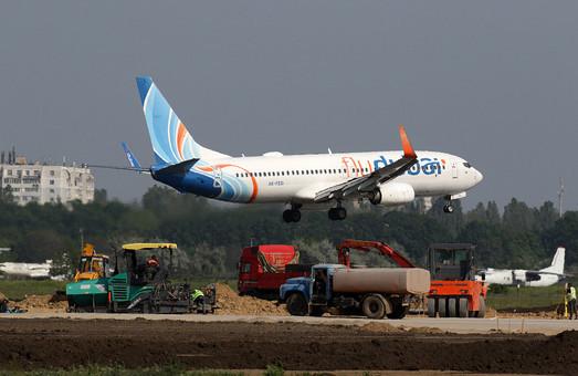 Владимир Омелян обещает, что новая взлетно-посадочная полоса в аэропорту Одессы будет построена до конца этого года