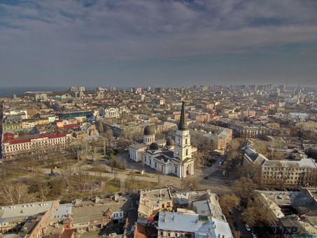 Одесса подтвердила высокий кредитный рейтинг