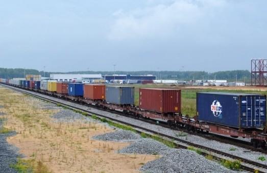 Из Одессы запустят контейнерные поезда в Кишинев и Клайпеду