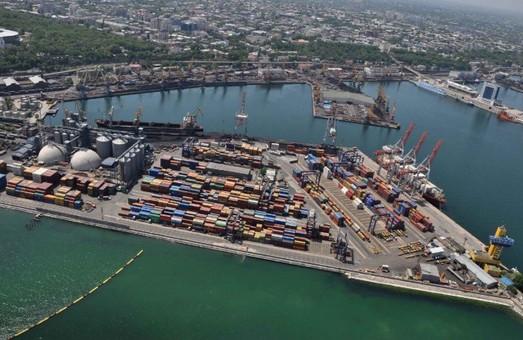 Компания «Бруклин-Киев» достроит зерновой терминал в Одесском порту до начала осени этого года