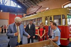 ЕБРР предлагает Одессе развитие транспортной инфраструктуры