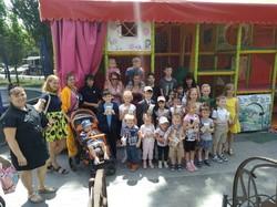 В Одессе начался фестиваль «Детская мечта»