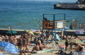 На пляже «Отрада» сегодня звучали выстрелы