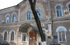 В Одессе начали ремонтировать Еврейскую больницу