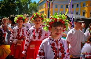 В Одессе развернулась знаменитая Сорочинская ярмарка