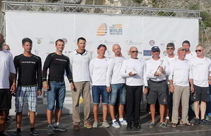 Одесситы завоевали серебро на чемпионате мира по парусному спорту