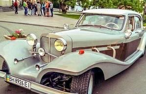 В Парке Победы проходит фестиваль «Ретро Одесса»