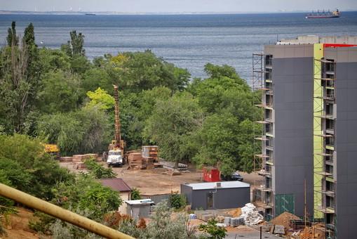 Одесские депутаты предлагают ввести мораторий на застройку побережья