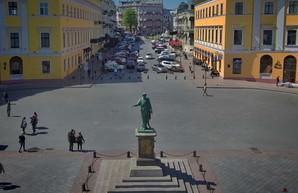 В центре Одессы продолжается незаконная застройка памятника архитектуры