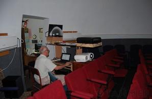 В Одессе заработал современный планетарий