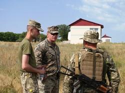Морские пехотинцы Украины и США обменивались опытом в рамках учений Sea Breeze 2019